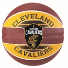 Bola Cleveland Cavaliers Basquete Spalding NBA