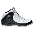 Tenis AND1 Triple a MID Black & White