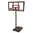 Tabela de Basquete Spalding Highlight Acrylic Portable NBA